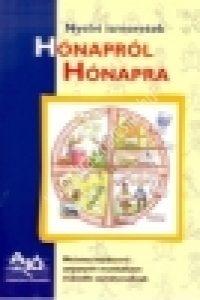 Adorján Katalin: Hónapról hónapra, nyelvi ismeretek 2.oszt. - Meixner-módszerű anyanyelv munkafüzet