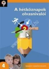 Hegyező kompetenciafejlesztő sorozat - A hétköznapok olvasnivalói 4. : Konrád Ágnes