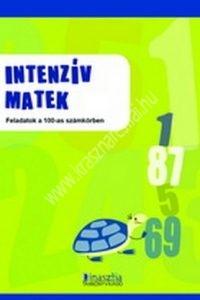 Intenzív matek - Feladatok a 100-as számkörben