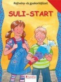 Suli-start Rejtvény- és gyakorlófüzet