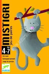 MISTIGRI Párkereső kártyajáték - Képességfejlesztő játék (BNDJ05105)