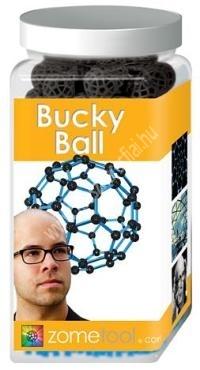 Zometool Bucky Ball (BN) - Konstrukciós játék és szemléltető eszköz