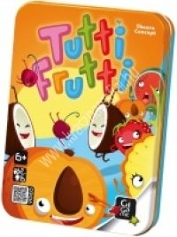 Tutti Frutti Gyorsasági kártyajáték