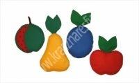 """Egyensúlyozó zsák """" Babzsák """" különböző gyümölcs formákban"""