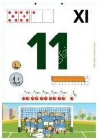 Faliképek a matematikához 1–4. osztály