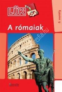 LÜK 24 - A rómaiak 5.osztály