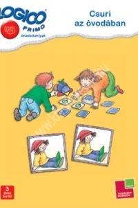 LOGICO Primo - Csuri az óvodában - Játékos tanulási, készségfejlesztő sorozat
