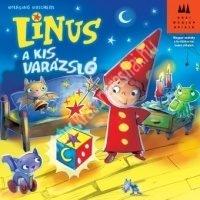Linus a kis varázsló - Társasjáték 3 éves kortól