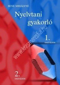 Nyelvtani gyakorló 1-2.osztály (Bene Mihályné)