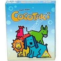 Cocotaki hangutánzó vidám kártyajáték