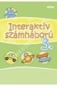 Harmadik interaktív számháború - Tankönyvfüggetlen interaktív e-tananyag CD-ROM