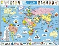 A Föld - 107 db-os maxi puzzle LS