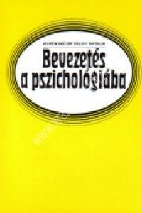 Keményné Dr. Pálffy Katalin:Bevezetés a pszichológiába
