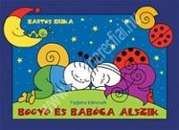 Bogyó és Babóca alszik Mesekönyv