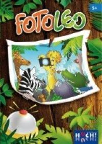 FotoLeo fejlesztő társasjáték