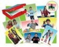Tevékenységeink jellemzői képkártya sorozat (MDDV20511)