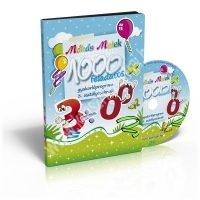 Mókás matek 3. osztályosoknak DVD játékos gyakorlóprogram