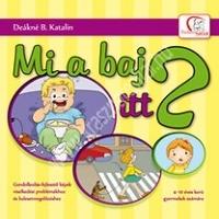 Deákné B. Katalin:Mi a baj itt? - Gondolkodás-fejlesztő képek viselkedési problémákhoz és balesetmegelőzéshez