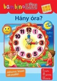 Bambino LÜK - Hány óra?