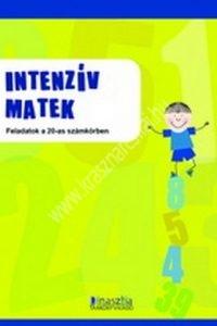 Intenzív matek - Feladatok a 20-as számkörben