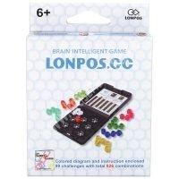 Lonpos 99 crazy chain logiaki játék