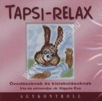Tapsi-relax CD (Kígyós Éva)