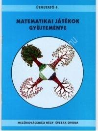 Virág Mihályné : Matematikai játékok gyűjteménye