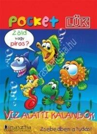 Pocket LÜK Víz alatti kalandok - Gondolkodást fejlesztő, játékos feladatok
