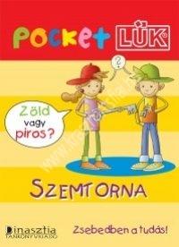 Pocket LÜK Szemtorna - Gondolkodást fejlesztő, játékos feladatok