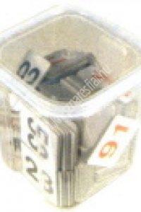 Számok 0-100-ig - Képességfejlesztő eszköz (MD-DV30695)