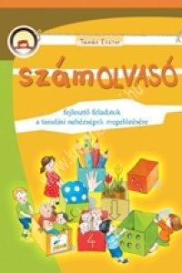 Tamás Eszter: Számolvasó - Fejlesztő feladatok a tanulási nehézségek megelőzésére 5-7 éveseknek