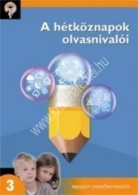 Hegyező kompetenciafejlesztő sorozat - A hétköznapok olvasnivalói 3. : Konrád Ágnes