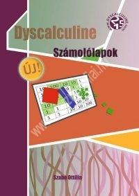 Dyscalculine Számolólapok Tízes számkör A szint - Szabó Ottília