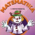 Halász Ferencné:Matematika – Tankönyv 4. osztályosoknak