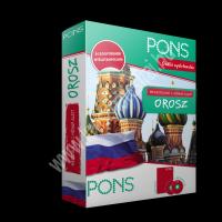 PONS Megszólalni 1 hónap alatt (könyv+CD) Orosz