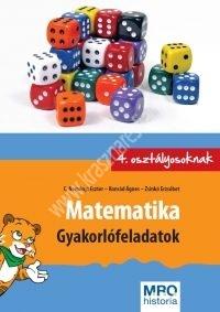 Matematika – Gyakorlófeladatok 4. osztályosoknak