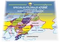 Speciális földrajzi atlasz gyengénlátók számára