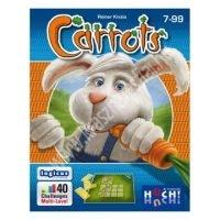 Carrots Sárgarépák logikai játék