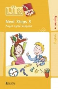 LÜK 24 - Next Steps 3. Angol nyelvi alapozó 4. osztály