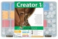 Zometool Creator 1 (BN) kezdő alapkészlet - Konstrukciós játék és szemléltető eszköz