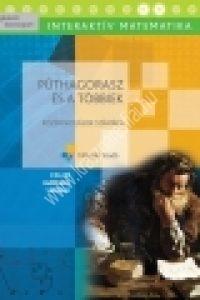 Pitagorasz és a többiek - Interaktív matematikai CD 9. osztályosoknak (tankönyvfüggetlen)