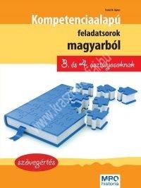Kompetencia alapú feladatsorok magyarból 3. és 4. osztályosoknak