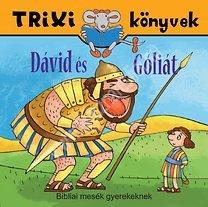 Miklya ZsoltTrixi könyvek Dávid és Góliát