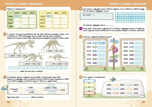 Dinosuli-matematika-gyakorlo-4-osszeadas-kivonas