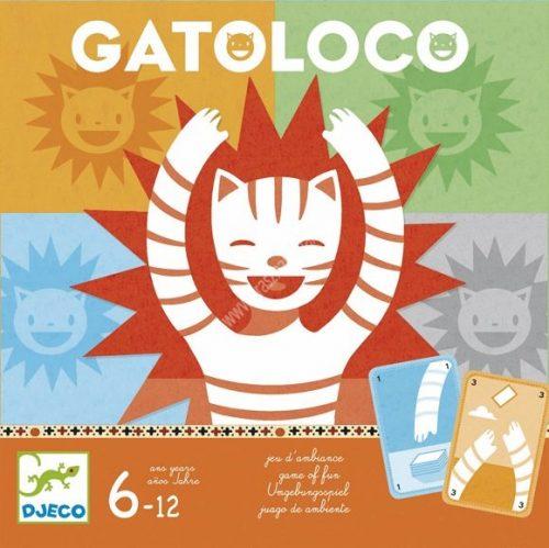 Gatoloco Animációs, ügyességi társasjáték 8455