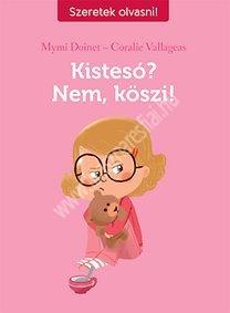 DoinetSzeretek olvasni - Kistesó? Nem, köszi!