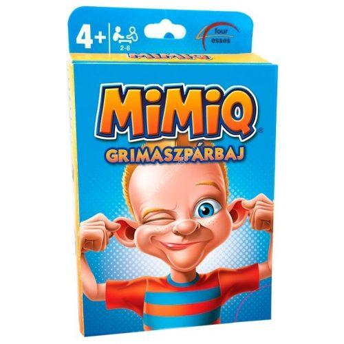 MIMIQ-Grimaszparbaj-tarsasjatek