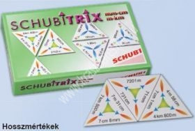 Schubitrix Hosszmértékek