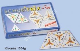 Schubitrix Kivonás 100-ig