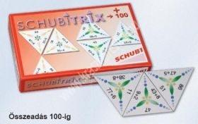 Schubitrix Összeadás 100-ig